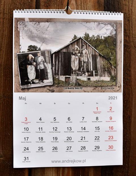 Kalendarz Cichy Memoriał
